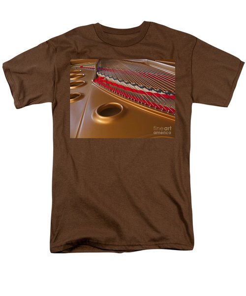 Grand Piano Men's T-Shirt  (Regular Fit)