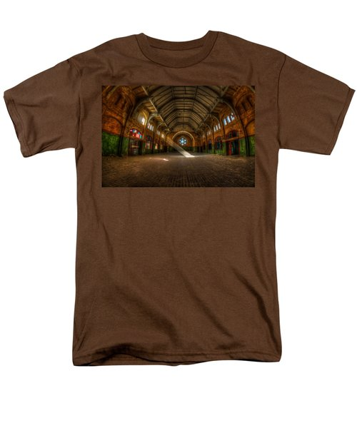 Hall Beam Men's T-Shirt  (Regular Fit) by Nathan Wright