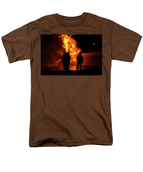 Hero's Men's T-Shirt  (Regular Fit) by Sennie Pierson