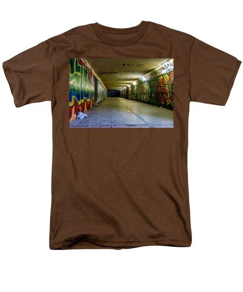 Hidden Art Men's T-Shirt  (Regular Fit) by Tgchan