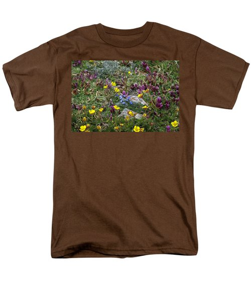 Men's T-Shirt  (Regular Fit) featuring the photograph High Anxiety by Jeremy Rhoades