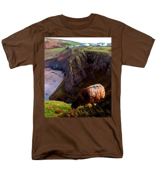 High Table Men's T-Shirt  (Regular Fit) by Ron Harpham