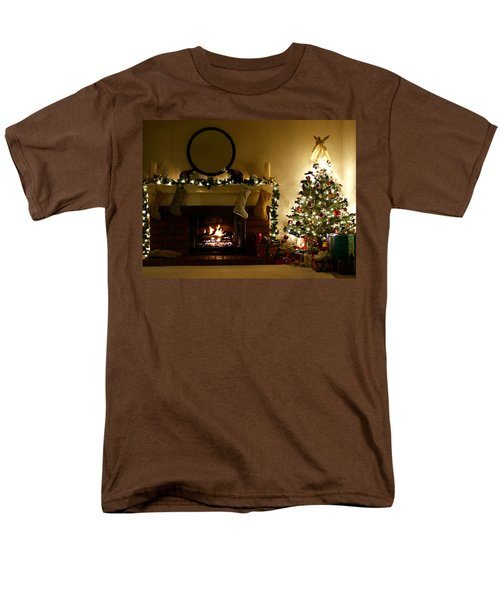 Home For The Holidays Men's T-Shirt  (Regular Fit)