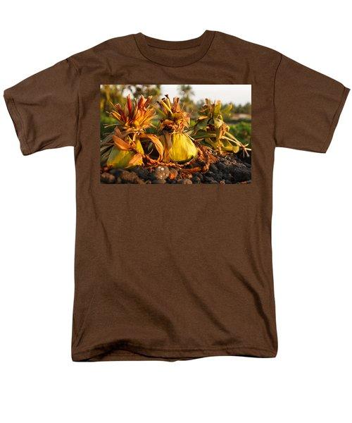 Hookupu At Sunset Men's T-Shirt  (Regular Fit) by Denise Bird