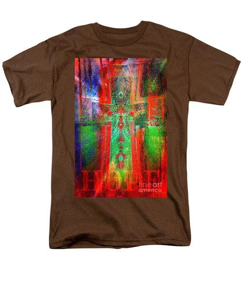 Hope Men's T-Shirt  (Regular Fit) by Robert ONeil