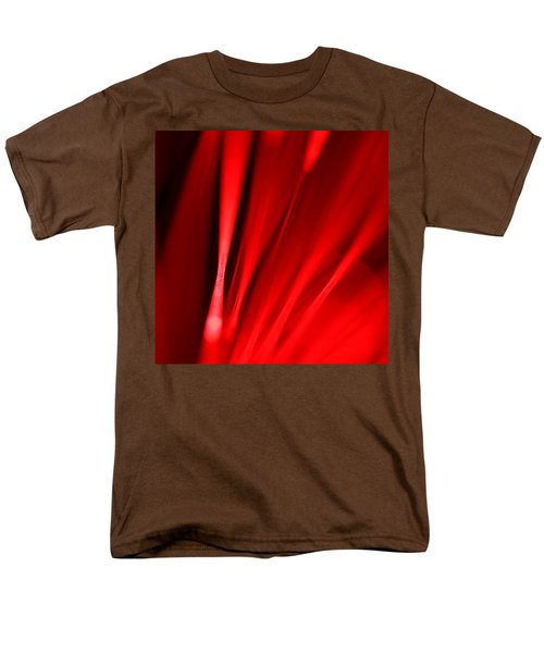 Hot Blooded Series Part 2 Men's T-Shirt  (Regular Fit) by Dazzle Zazz