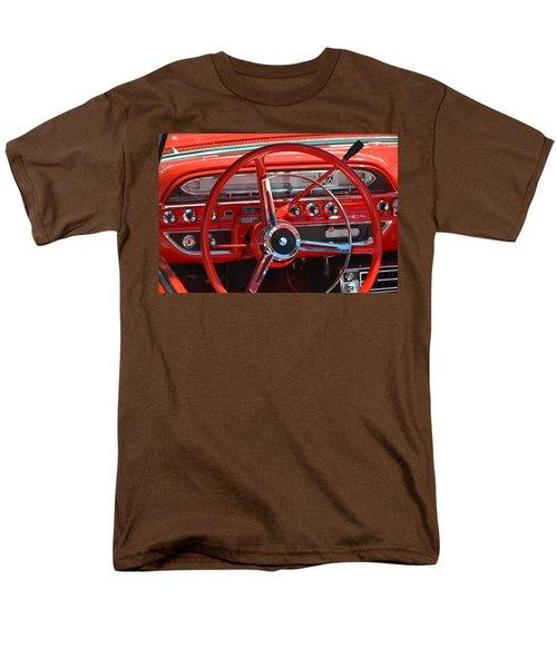 Men's T-Shirt  (Regular Fit) featuring the photograph Hr-41 by Dean Ferreira