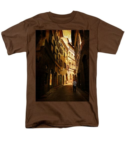Il Turista Men's T-Shirt  (Regular Fit) by Micki Findlay