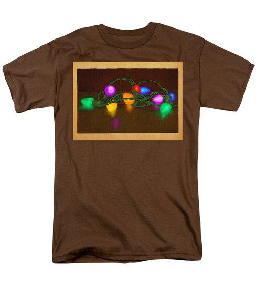 Illumination Men's T-Shirt  (Regular Fit) by Meg Shearer