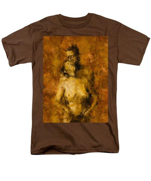 I'm Yours Forever Men's T-Shirt  (Regular Fit) by Kurt Van Wagner