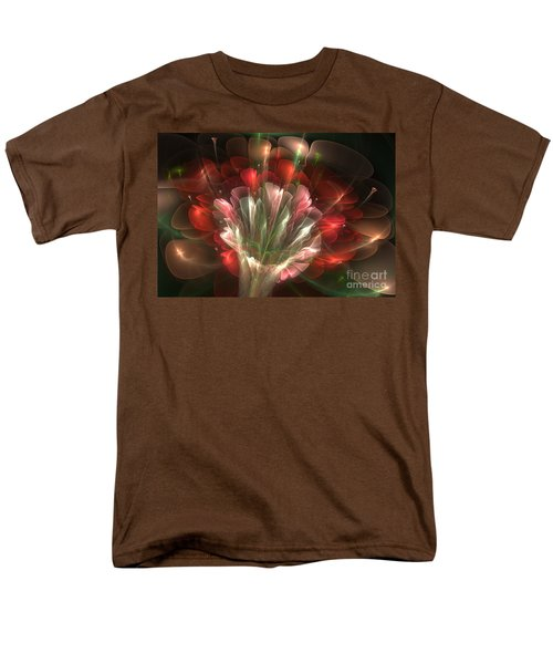 Men's T-Shirt  (Regular Fit) featuring the digital art In Bloom by Svetlana Nikolova