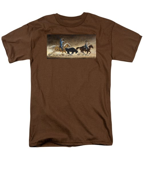 In The Money Men's T-Shirt  (Regular Fit) by Kim Lockman