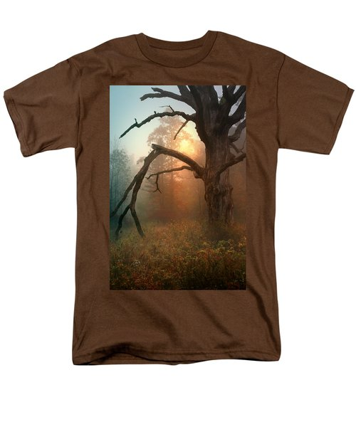 In The Stillness Men's T-Shirt  (Regular Fit) by Rob Blair