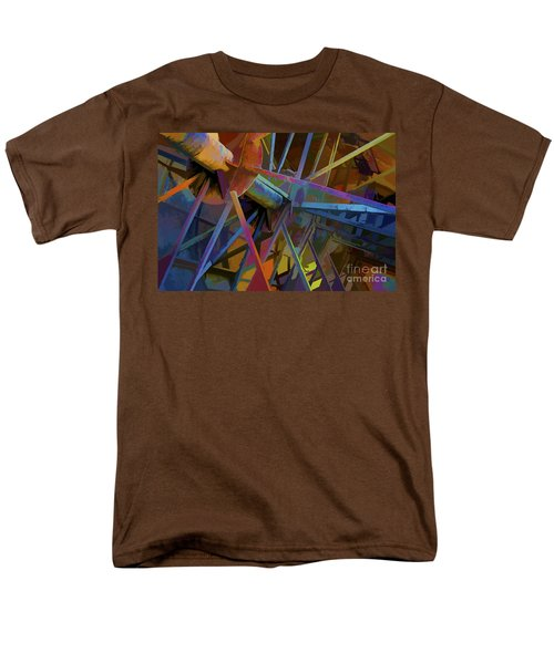 Industrial Light And Magic Men's T-Shirt  (Regular Fit) by Gary Holmes