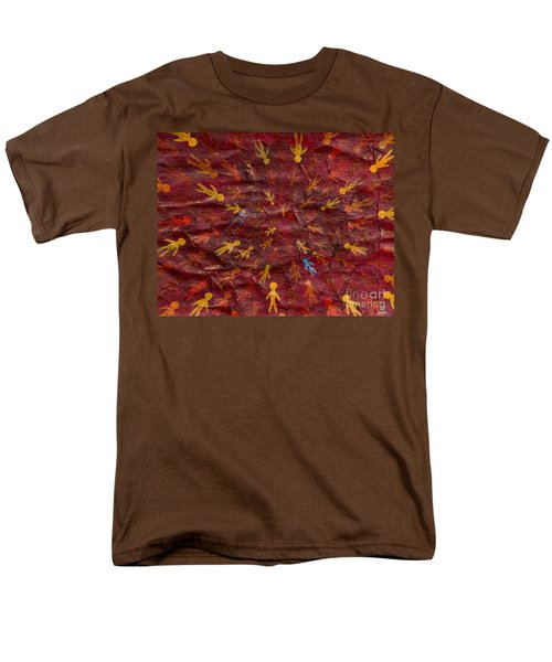 Infinite Possibilities Men's T-Shirt  (Regular Fit) by Stefanie Forck