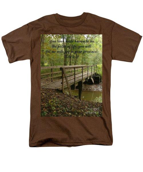 Inspirations 4 Men's T-Shirt  (Regular Fit) by Sara  Raber