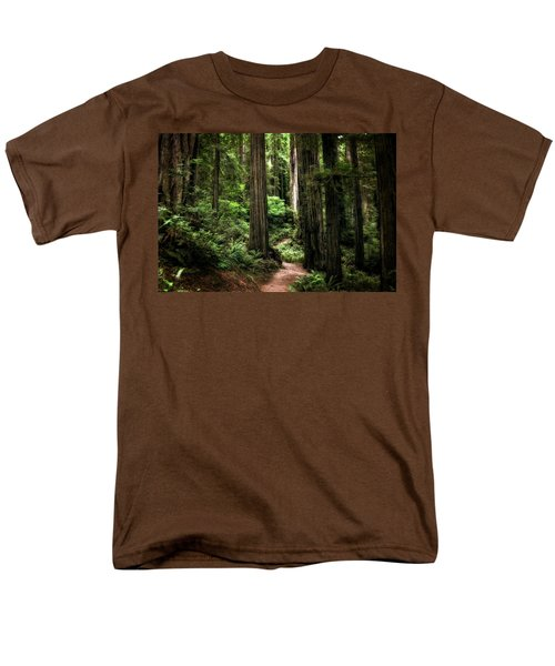 Into The Magical Forest Men's T-Shirt  (Regular Fit) by Michelle Calkins