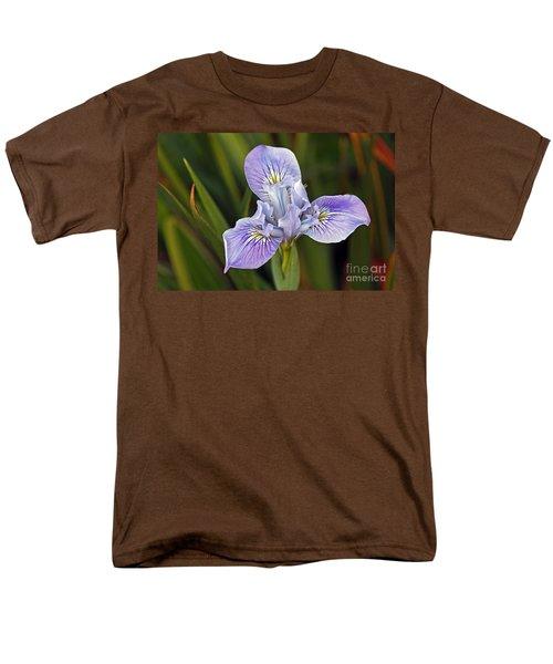 Iris Men's T-Shirt  (Regular Fit) by Kate Brown