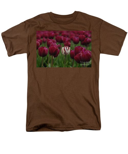 It Is Beautiful Being Different Men's T-Shirt  (Regular Fit) by Bob Christopher