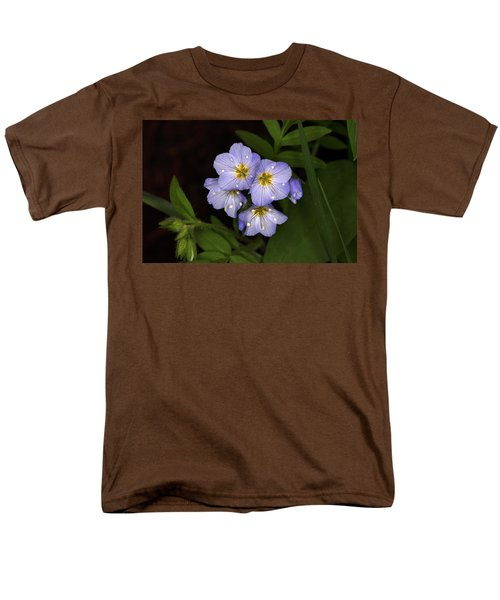 Men's T-Shirt  (Regular Fit) featuring the photograph Jacobs Ladder by Alan Vance Ley