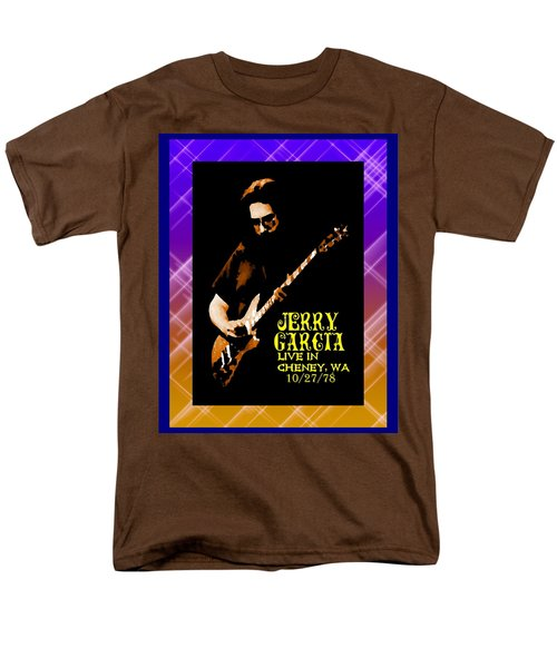 Men's T-Shirt  (Regular Fit) featuring the photograph Jerry Cheney 1 by Ben Upham