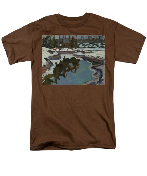 Jim Day Reflections Men's T-Shirt  (Regular Fit)