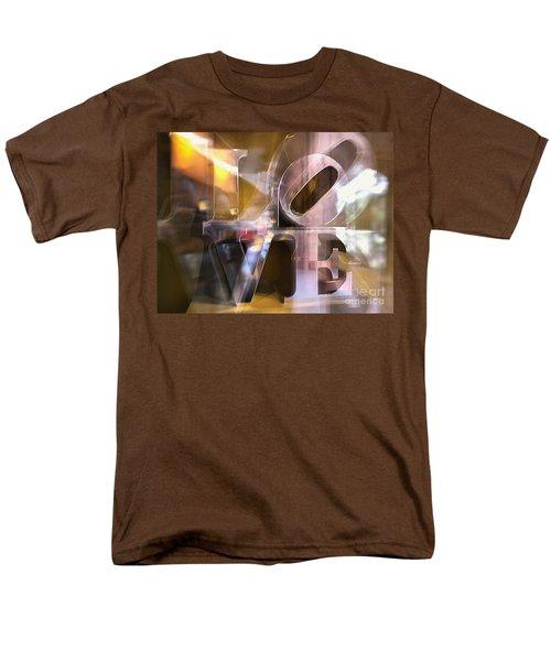 John Chapter 13 Verse 34 Men's T-Shirt  (Regular Fit) by John S