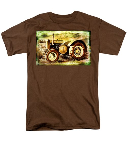 John Deere Sunlit Men's T-Shirt  (Regular Fit) by Athena Mckinzie