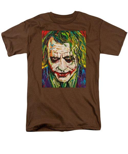Joker Men's T-Shirt  (Regular Fit) by Michael Wardle