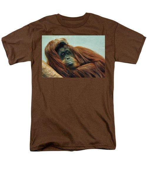 Just Hanging Around Men's T-Shirt  (Regular Fit)