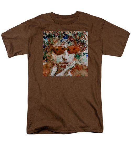 Just Like A Woman Men's T-Shirt  (Regular Fit) by Paul Lovering