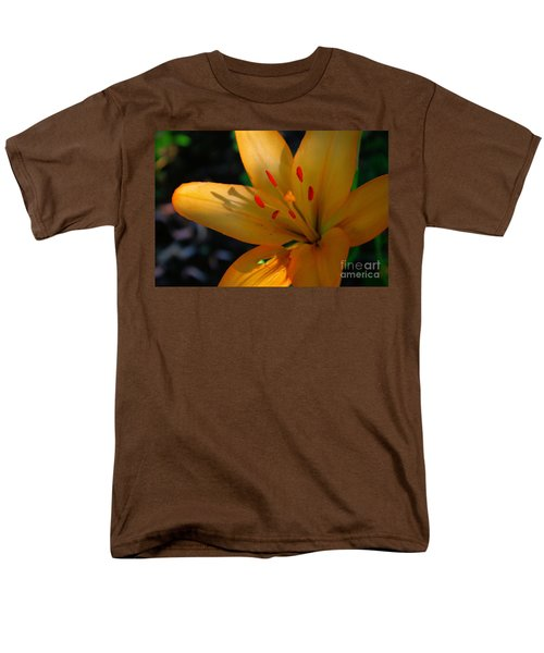 Men's T-Shirt  (Regular Fit) featuring the photograph Kenilworth Garden One by John S