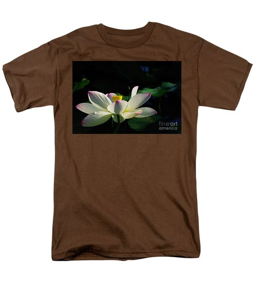Men's T-Shirt  (Regular Fit) featuring the photograph Kenilworth Garden Two by John S