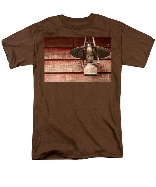 Kerosene Lantern Men's T-Shirt  (Regular Fit) by Carlos Caetano