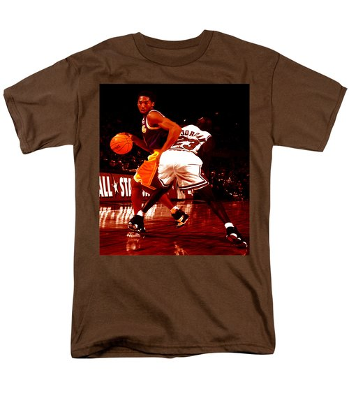 Kobe Spin Move Men's T-Shirt  (Regular Fit) by Brian Reaves