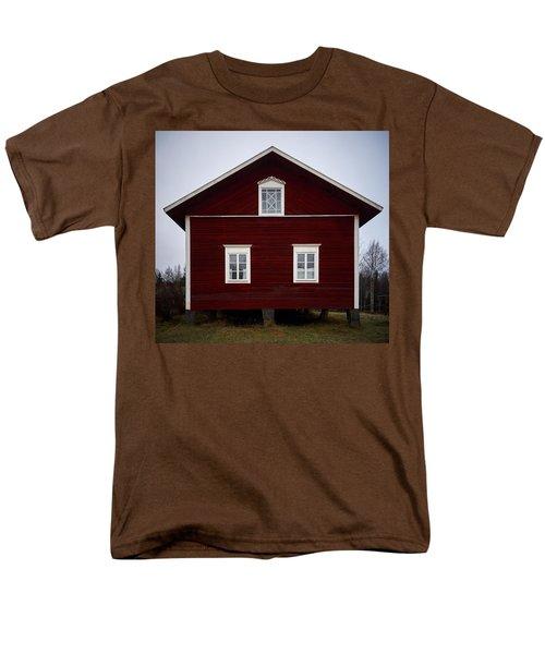 Kovero Main House Men's T-Shirt  (Regular Fit) by Jouko Lehto