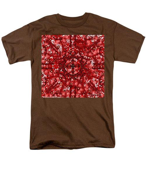 Kundalini Energy Men's T-Shirt  (Regular Fit) by Barbara Chichester