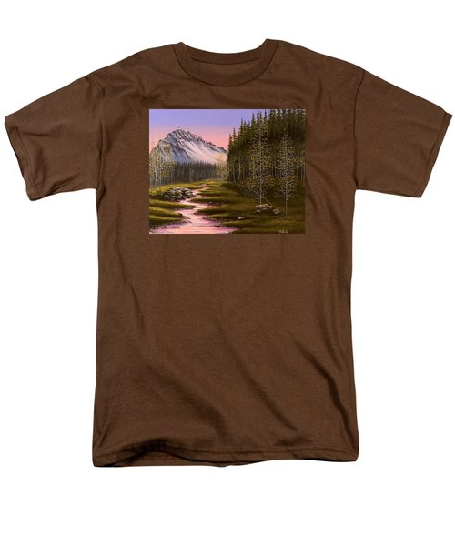 Late In The Day Men's T-Shirt  (Regular Fit) by Jack Malloch
