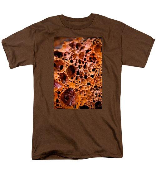 Lava Rock Men's T-Shirt  (Regular Fit) by Joel Loftus