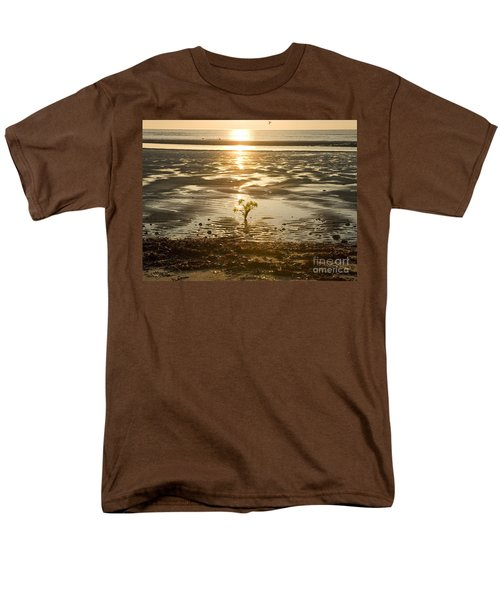 Men's T-Shirt  (Regular Fit) featuring the photograph Leftover Bouquet by Carol Lynn Coronios