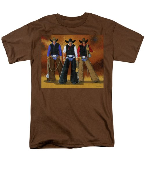 Let's Ride Men's T-Shirt  (Regular Fit) by Lance Headlee