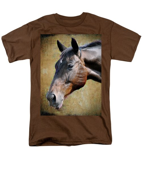 Lil Word Men's T-Shirt  (Regular Fit) by Savannah Gibbs