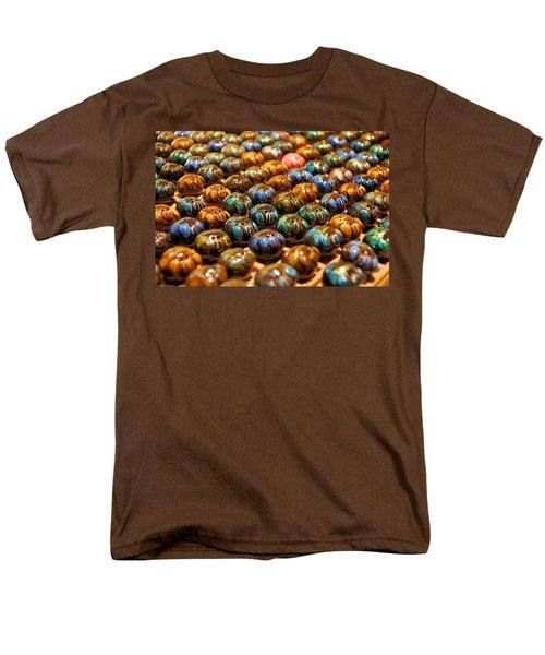 Little Pigs Men's T-Shirt  (Regular Fit) by Ron Harpham