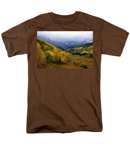 Little Meadow Of The Sublime Men's T-Shirt  (Regular Fit) by Eric Glaser
