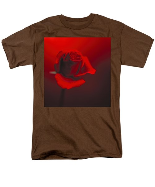 Men's T-Shirt  (Regular Fit) featuring the photograph Love by Lana Enderle