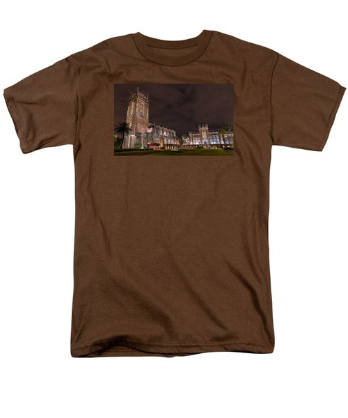 Loyola University New Orleans Men's T-Shirt  (Regular Fit) by Tim Stanley