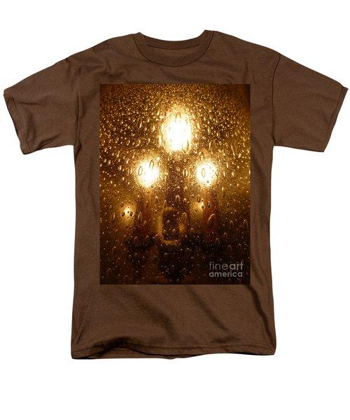 Macro Lights Men's T-Shirt  (Regular Fit) by Joseph Baril