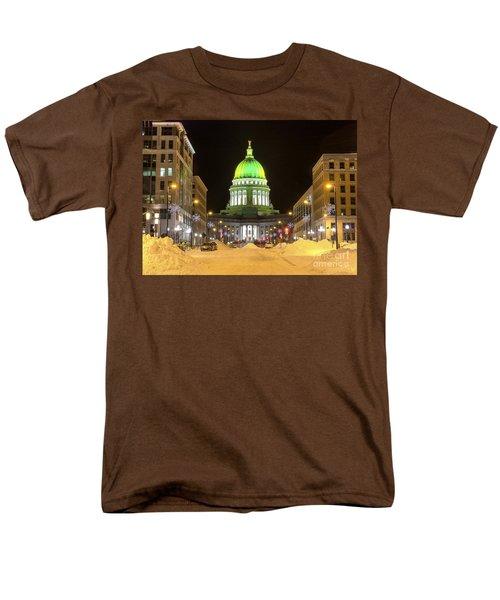 Madison Capitol Men's T-Shirt  (Regular Fit) by Steven Ralser