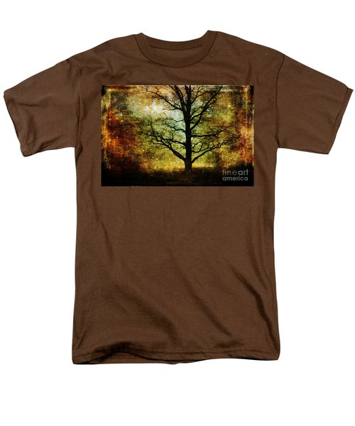 Magic Night Men's T-Shirt  (Regular Fit) by Randi Grace Nilsberg
