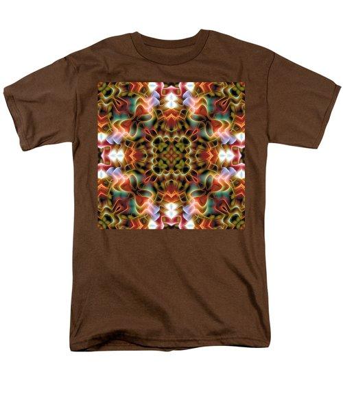 Mandala 120 Men's T-Shirt  (Regular Fit) by Terry Reynoldson